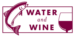 Water and Wine logo
